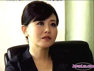 Office Female dominant boss
