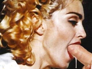 Madonna Disrobed