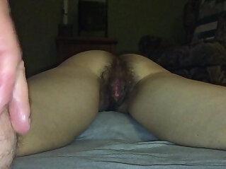 fuck my sleeping wife after massage.
