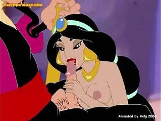 Aladdin fucking