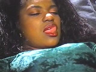 Dominique Simone Black Velvet Scene