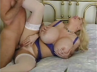 extreme - Boobtown Extreme Blond Mom With Mega boobs Fucked