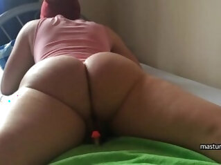Humping and grinding on my toy