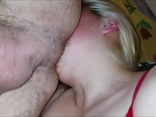 Chubby Blonde cam Girl Loves Giving Rimjobs