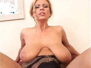 Veronica Gold Busty saggy milf