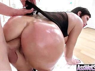 shay fox Big Butt naughty Girl Oiled And Hard cock Deep Nailed clip