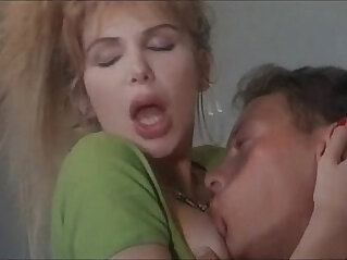 Vintage porn a young Rocco Siffredi and his hard cock!