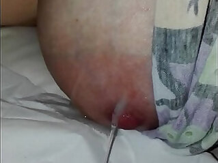 who want to jerk on my sleeping sisters tits ?