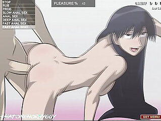 ZONE Azumanga Daioh the Hentai Animation