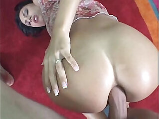 Eva Black short haired brunette interviewed and Ass Fucked!