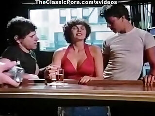 Desiree Cousteau, Rod Pierce, Ron Hudd in xxx classic porn threesome fucking in