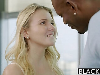 BLACKED Blonde russian Teen Melissa May Fucks Her Moms Boyfriend