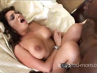Big tit greek milf sucking and fucking big black cock in Hot Milf Sex Video