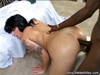 Taboo Interracial Anal Sex MILF