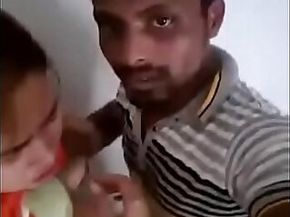 Indian guy hot standing sex with girl