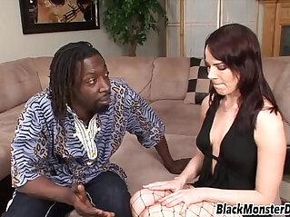 Dana Dearmond Anal Gaped by Black huge Cock