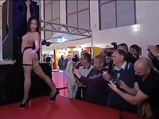 CHAERIN IN EUROPE SEX FESTIVAL