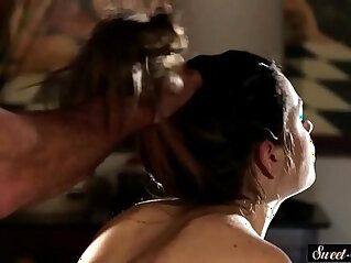 Cocksucking stepdaughter fucked by stepdad