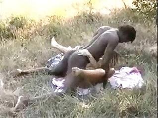 African Bull fucks wife shared with cuckoldhusband