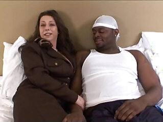 hot mature milf banged by black monster cock